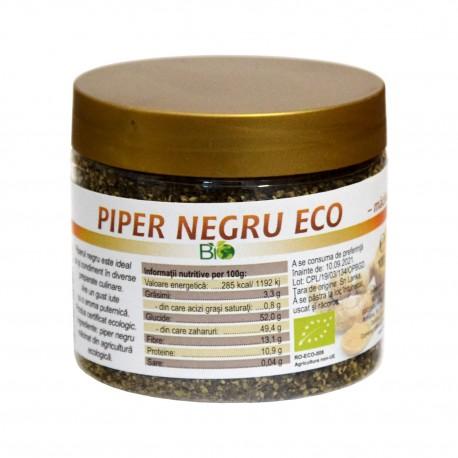 Piper negru macinat (maruntit) Eco Bio 100g - Deco Italia