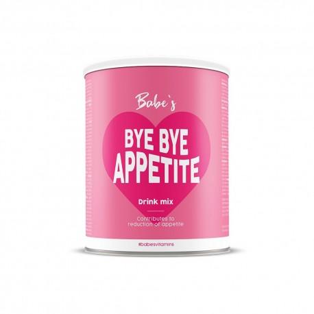 Bye Bye Appetite, Babe's Vitamins - supliment alimentar pentru diminuarea apetitului, 150 g - Deco Italia