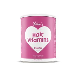 Hair Vitamins - supliment cu biotina pentru un par sanatos, Babe's Vitamins 150g