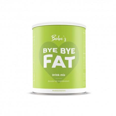 Bye Bye Fat - supliment alimentar pentru stimularea metabolismului, Babe's Vitamins 150g - Deco Italia