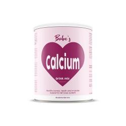 Calcium - supliment alimentar cu calciu, Babe's Vitamins 150g