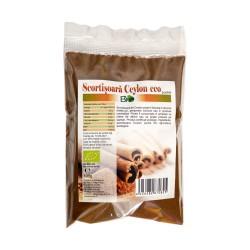 Scortisoara Ceylon, macinata, pudra, BIO 100g