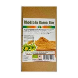 Rhodiola Rosea ECO pulbere, BIO 100 gr.