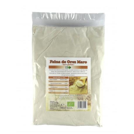 Faina de orez maro BIO, fara gluten, 500 g
