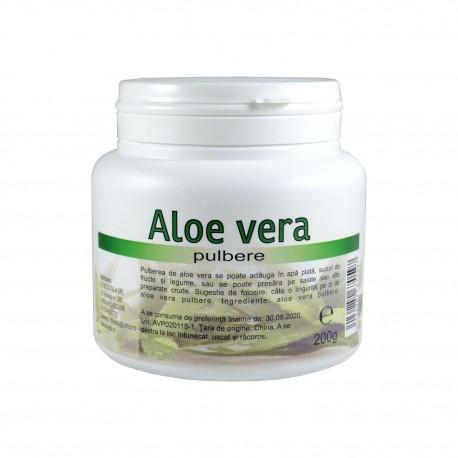 Aloe Vera pudra, pulbere, 200 g - Deco Italia