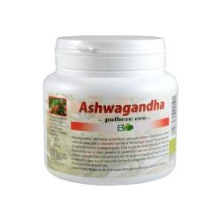 Ashwagandha pudra, pulbere BIO, 200 g