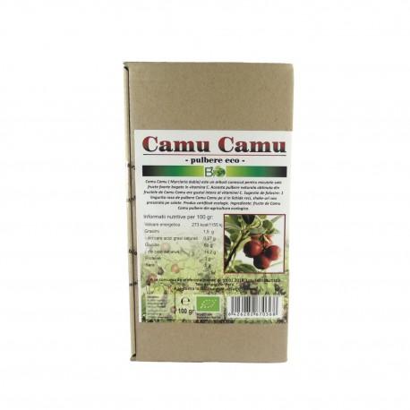 Camu Camu pudra, pulbere, BIO, 100 g - Deco Italia
