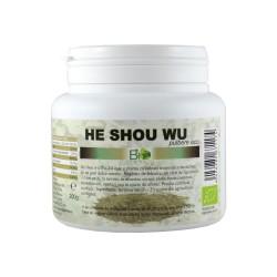 He shou wu (Fo-Ti) pulbere, BIO 200g