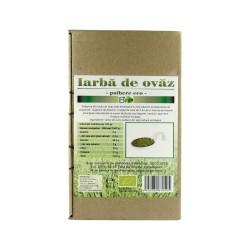 Iarba de ovaz verde pulbere, BIO 125g