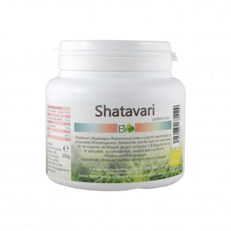 Shatavari pudra, BIO 250g
