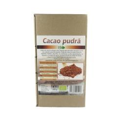 Cacao pudra, pulbere, macinata, ECO BIO 200 g