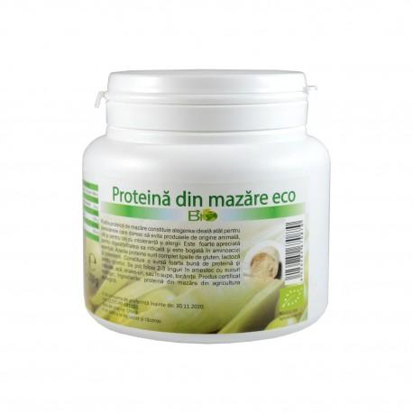 Proteina de mazare bio, 200 g - Deco Italia