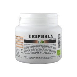 Triphala pudra, BIO 250g