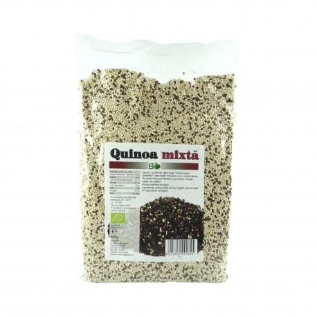 Quinoa mixta BIO, ECO 500 g