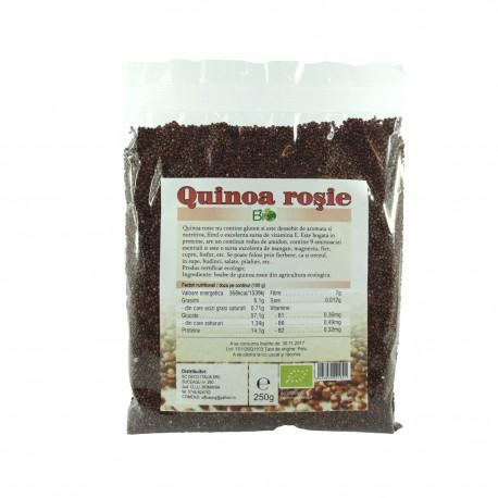 Quinoa roșie ECO 250 g - Deco Italia