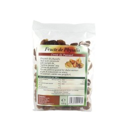 Fructe Physalis uscate, deshidratate, fara zahar, 100g
