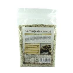 Seminte de canepa, decorticate, 150g