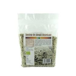 Seminte de canepa, decorticate, BIO 225g