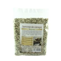 Seminte de canepa decorticate, 250g