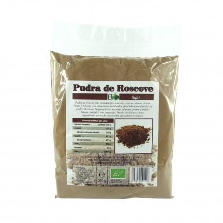 Pudra de roscove bio, 250 g - Deco Italia
