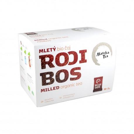 Ceai Matcha Rooibos BIO, 30 x 2 g - Deco Italia