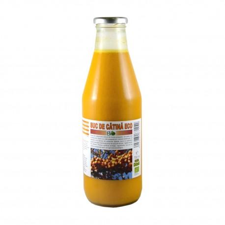 Suc de catina 100%, BIO ECO 750ml - Deco Italia