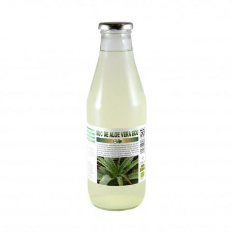 Suc de aloe vera 100%, BIO ECO 750ml - Deco Italia