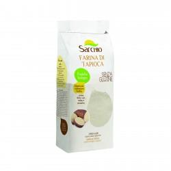 Faina de tapioca fara gluten, BIO 250g - Sarchio