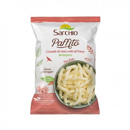 """Pufuleti fara gluten """"Paffito"""" BIO ECO, 45g - Sarchio"""